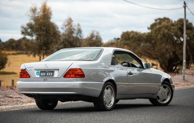Mercedes S600 coupe W140 C140 Australia RHD images import (1).jpg