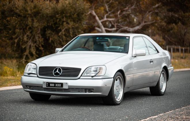 Mercedes S600 coupe W140 C140 Australia RHD images import (4).jpg