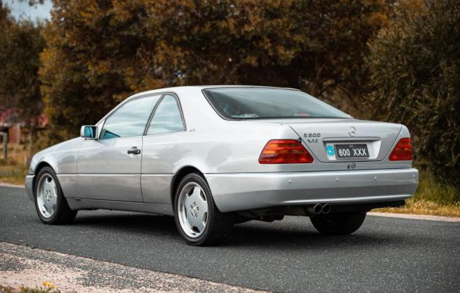 Mercedes S600 coupe W140 C140 Australia RHD images import (6).jpg