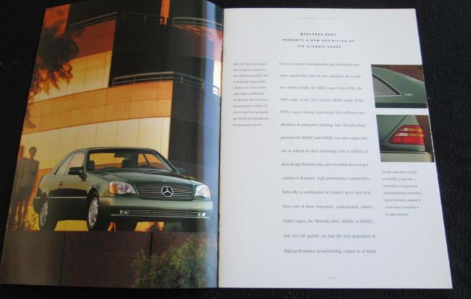 Mercedes W140 Coupe S600 brochure original (1).JPG