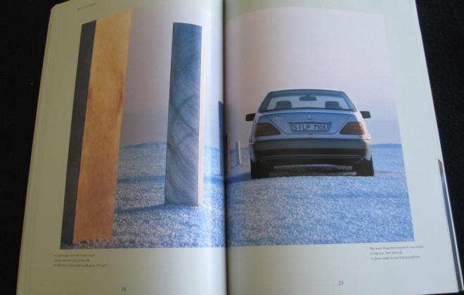 Mercedes W140 Coupe S600 brochure original (15).JPG