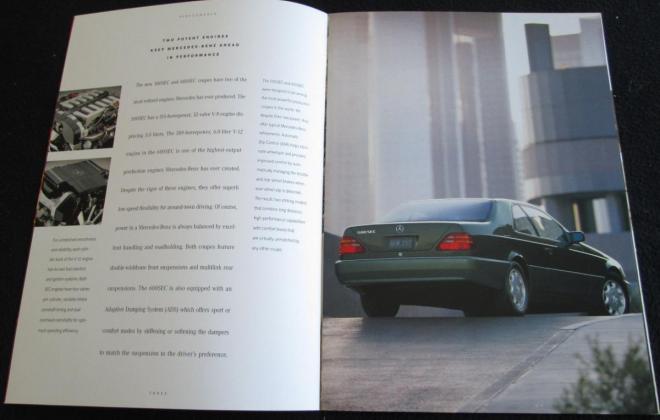 Mercedes W140 Coupe S600 brochure original (2).JPG