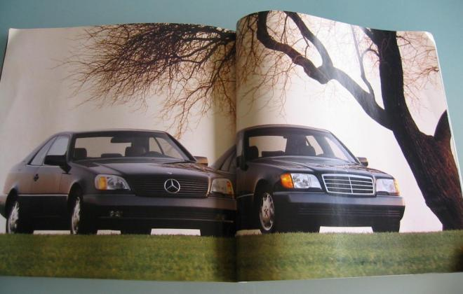 Mercedes W140 Coupe S600 brochure original (8).JPG