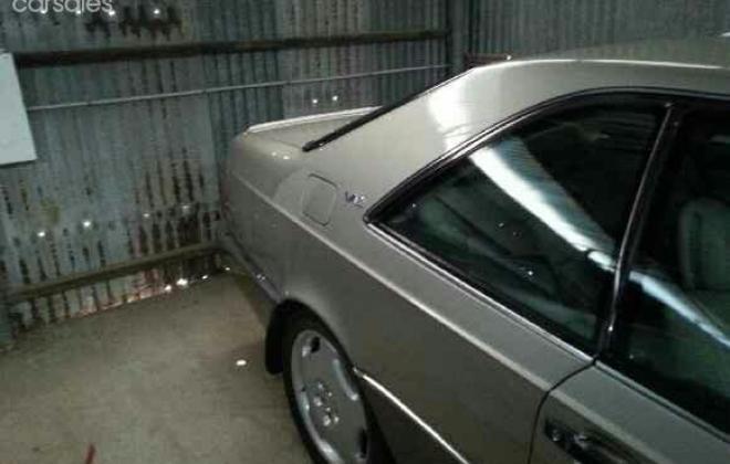 Mercedes W140 S600 coupe Australia Smoke Silver (14).jpg