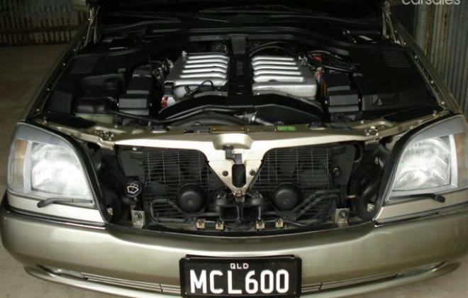 Mercedes W140 S600 coupe Australia Smoke Silver (2).jpg
