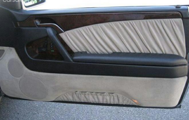 Mercedes W140 S600 coupe Australia Smoke Silver (4).jpg