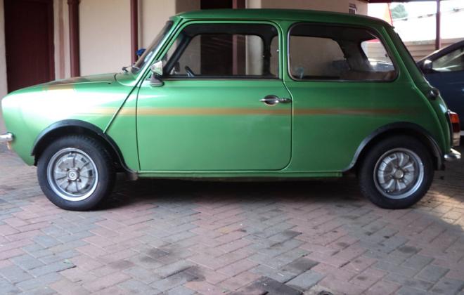 Metallic Green Leyland Mini GTS.png