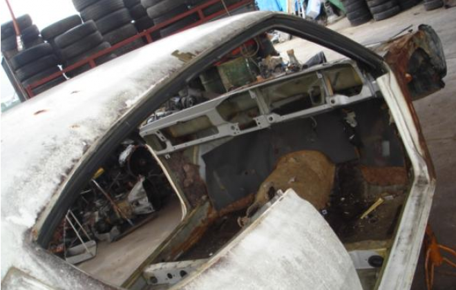 Mitsubishi Galant GTO Hardtop GSR shell unrestored image (3).png