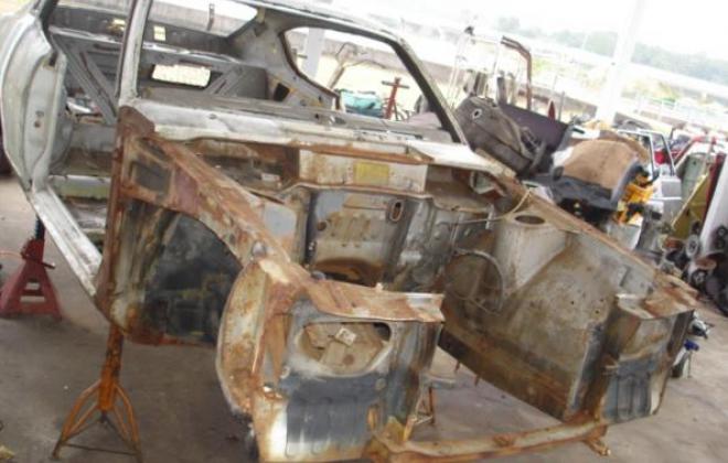 Mitsubishi Galant GTO Hardtop GSR shell unrestored image (6).png