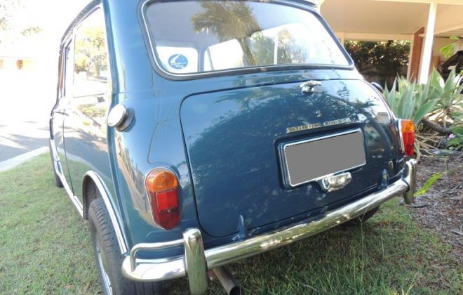 Mk1 Morris Cooper S Australia blue back.jpg