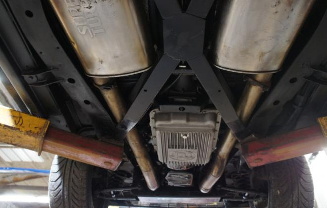 Modified 1964 Studebaker Daytona convertible Black chevy engine conversion (1).jpg