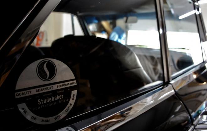 Modified 1964 Studebaker Daytona convertible Black chevy engine conversion (11).jpeg