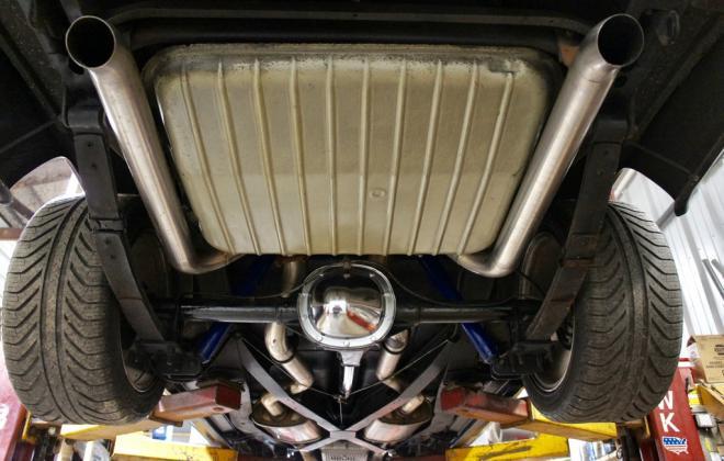 Modified 1964 Studebaker Daytona convertible Black chevy engine conversion (13).jpeg