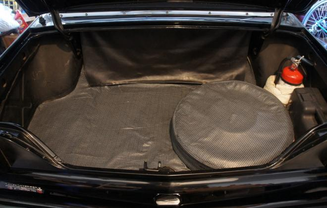 Modified 1964 Studebaker Daytona convertible Black chevy engine conversion (3).jpg