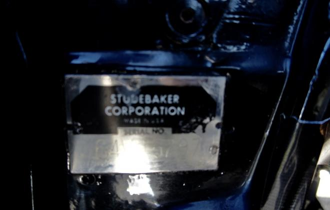 Modified 1964 Studebaker Daytona convertible Black chevy engine conversion (8).jpeg