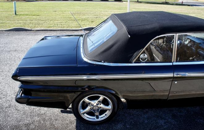 Modified 1964 Studebaker Daytona convertible Black chevy engine conversion (9).jpeg