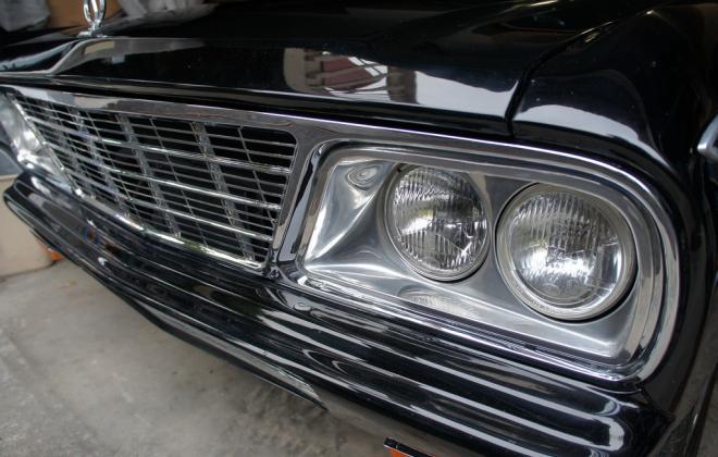 Modified 1964 Studebaker Daytona convertible Black chevy engine conversion (9).jpg