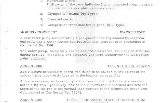 Morris Cooper S Service Liaison Summart Modification s police cars.jpg