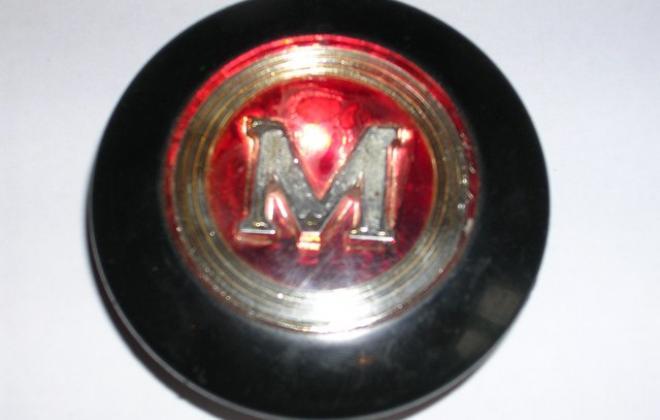 Morris steering wheel cap.jpg
