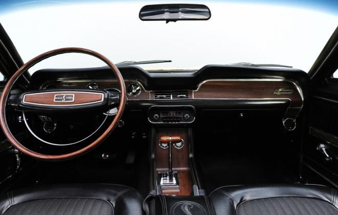 Mustang GT500KR convertible interior trim (1).JPG