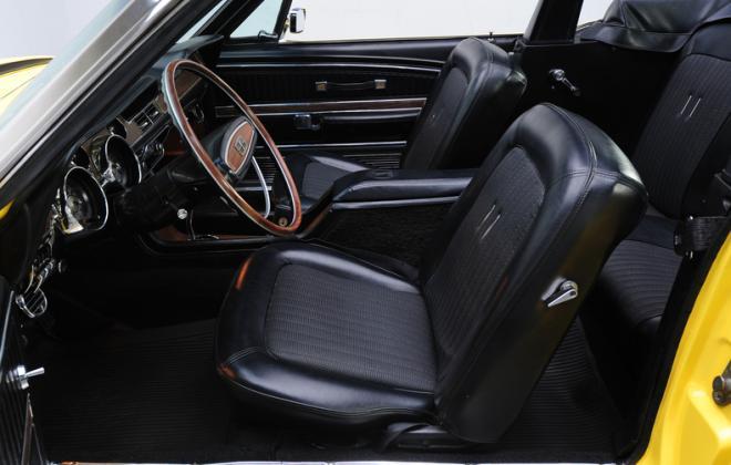 Mustang GT500KR convertible interior trim (3).JPG