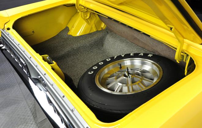 Mustang GT500KR convertible interior trim (4).JPG