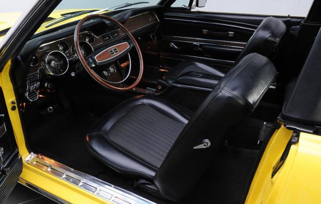 Mustang GT500KR convertible interior trim (5).JPG