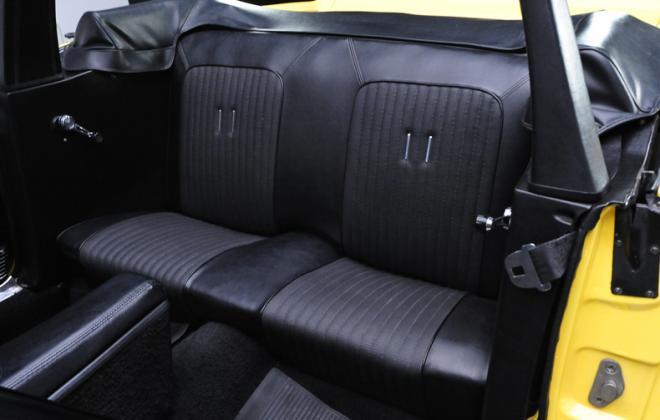Mustang GT500KR convertible interior trim (7).JPG