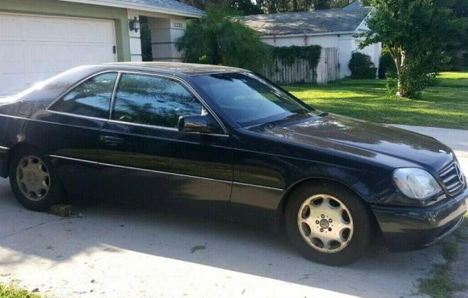 Navy Blue 1994 S500 Coupe C140 W140 classic (1).jpg