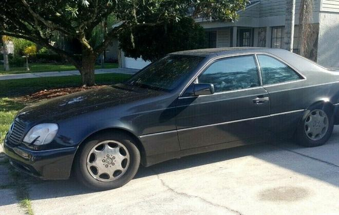 Navy Blue 1994 S500 Coupe C140 W140 classic (5).jpg