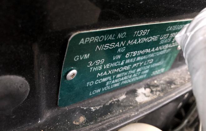 Nissan Bluebird SSS ATTESSA AWD 4x4 Australian import JDM 1992 (23).jpg