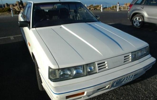 Nissan GTS1 SVD Classic White R31 build number 171 (1).jpg