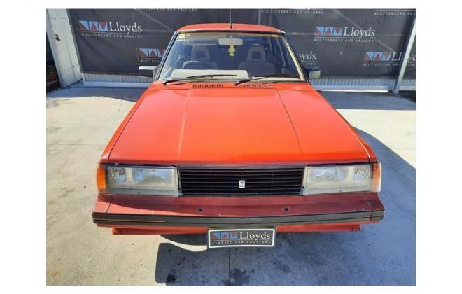 Nissan P910 TR-X TRX 1984 sedan red images  (4).jpg