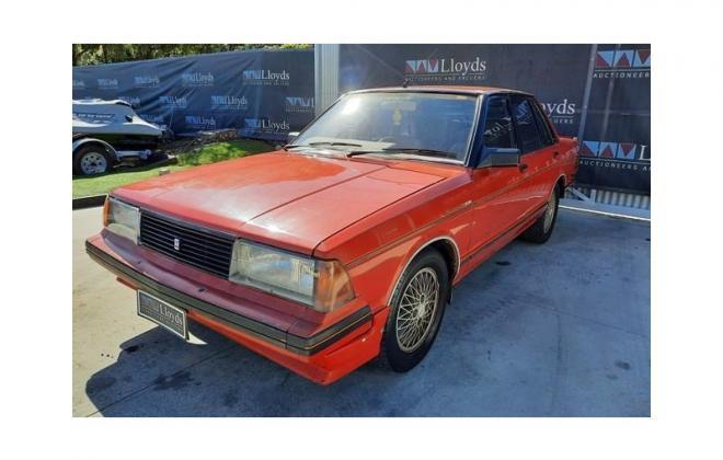 Nissan P910 TR-X TRX 1984 sedan red images  (5).jpg