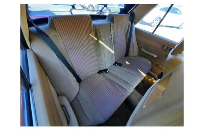 Nissan P910 TR-X TRX 1984 sedan red images interior (6).jpg