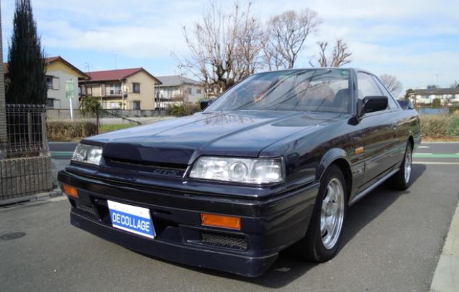 Nissan SKyline GTS-R 2018 images 1987 model Japan (1).png