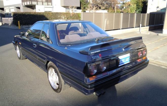 Nissan SKyline GTS-R 2018 images 1987 model Japan (3).png