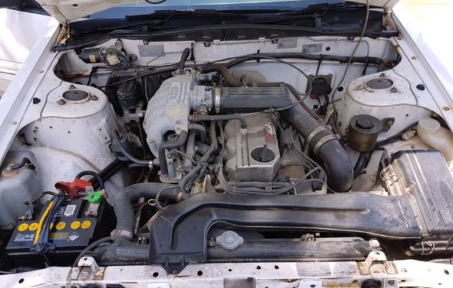 Nissan Skyline GTS1 R31 Silhouette engine (1).JPG