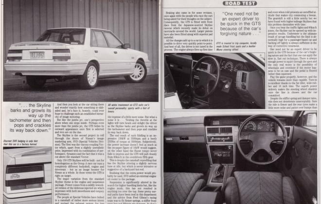 Nissan Skyline GTS1 Silhouette R31 SVD magazine article (2).jpg