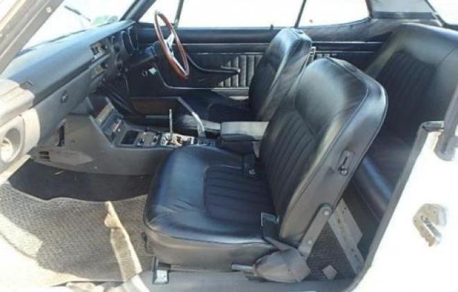 Nissan Skyline KGC10 GTX front interior.jpg