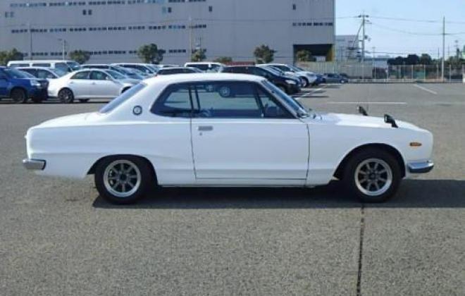 Nissan Skyline KGC10 GTX side profile.jpg