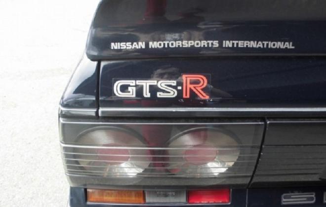 Nissan Skyline R31 GTS-R badges and decals (2).JPG