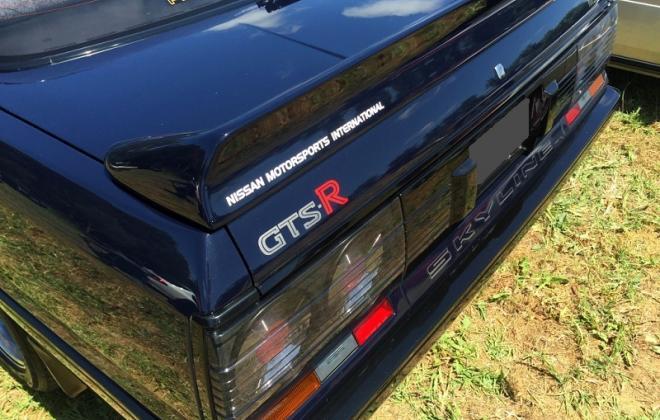 Nissan Skyline R31 GTS-R badges and decals (7).JPG