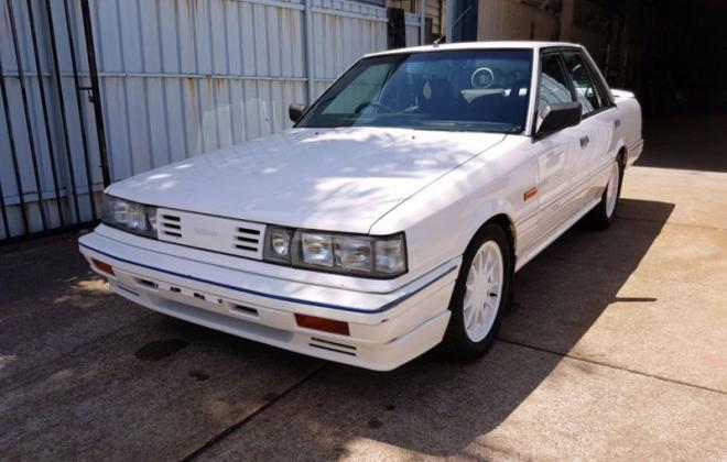 Nissan Skyline R31 GTS1 SVD Silhouette Australia 1988 Classic White image (1).jpg