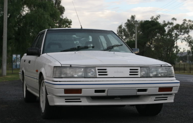 Nissan Skyline R31 GTS1 SVD Silhouette Australia 1988 Classic White image (1).png