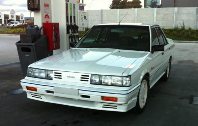Nissan Skyline R31 GTS1 SVD Silhouette Australia 1988 Classic White image (2).jpg