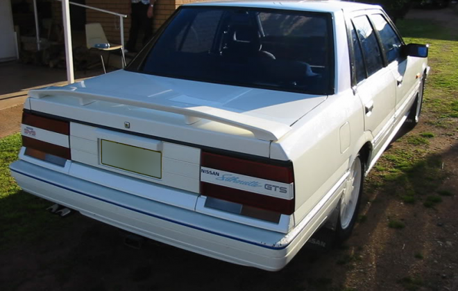 Nissan Skyline R31 GTS1 SVD Silhouette Australia 1988 Classic White image (6).png