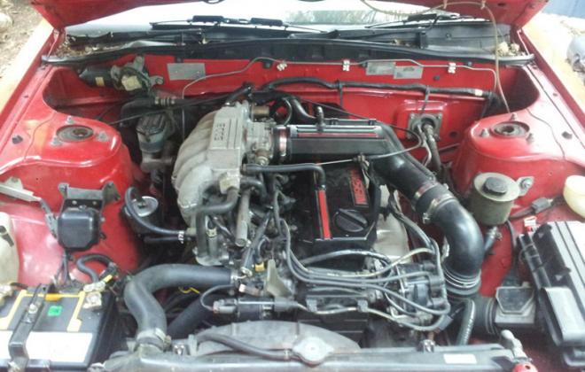 Nissan Skyline R31 GTS2 SVD silhouette engine images (3).jpg