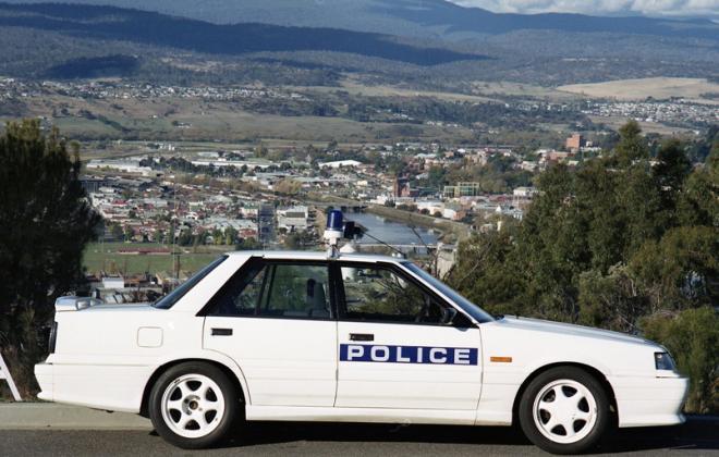 Nissan Skyline R31 GTS2 Tasmanian Police cars SVD 1990 (4).jpg