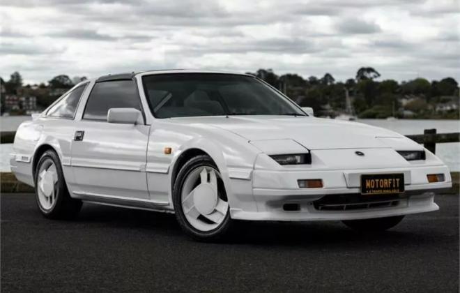 Nissan Z31 300zx Australia white targa coupe turbo (3).png
